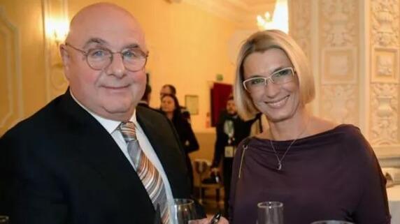 Владимир Долинский и Наталья Волкова
