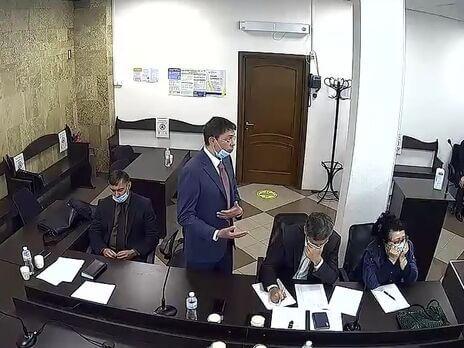 Скриншот: Высший антикоррупционный суд Украины/YouTube