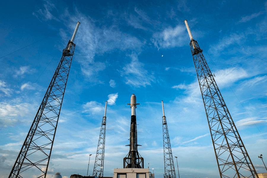 SpaceX/via Globallookpress.com