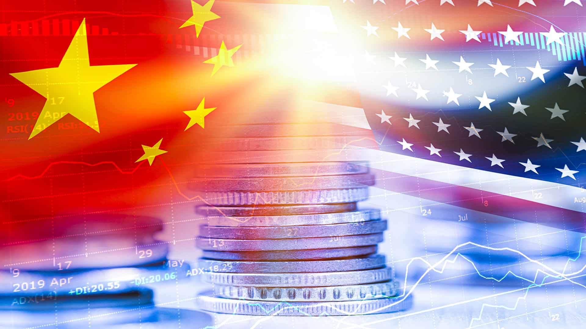 Китай против США