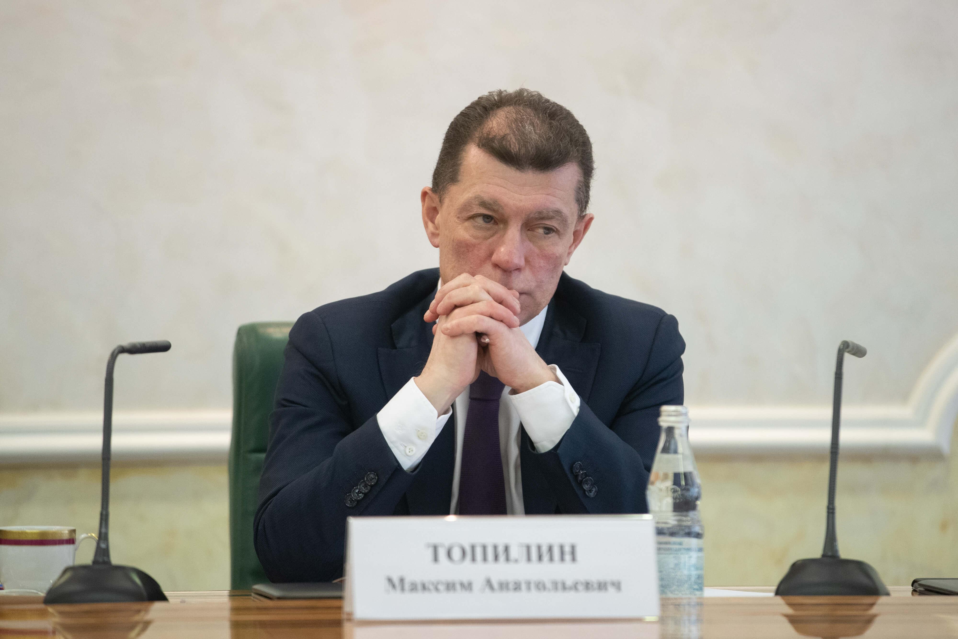 Совет Федерации России/Globallookpress