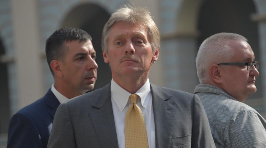 Дмитрий Песков прояснил истинные причины отмены авиасообщения с Турцией