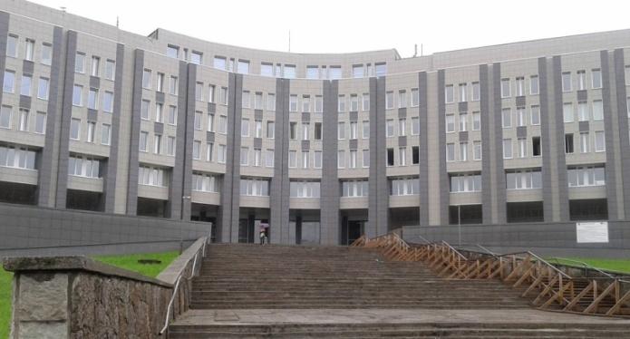 Больница Святого Горгия в Санкт-Петербурге