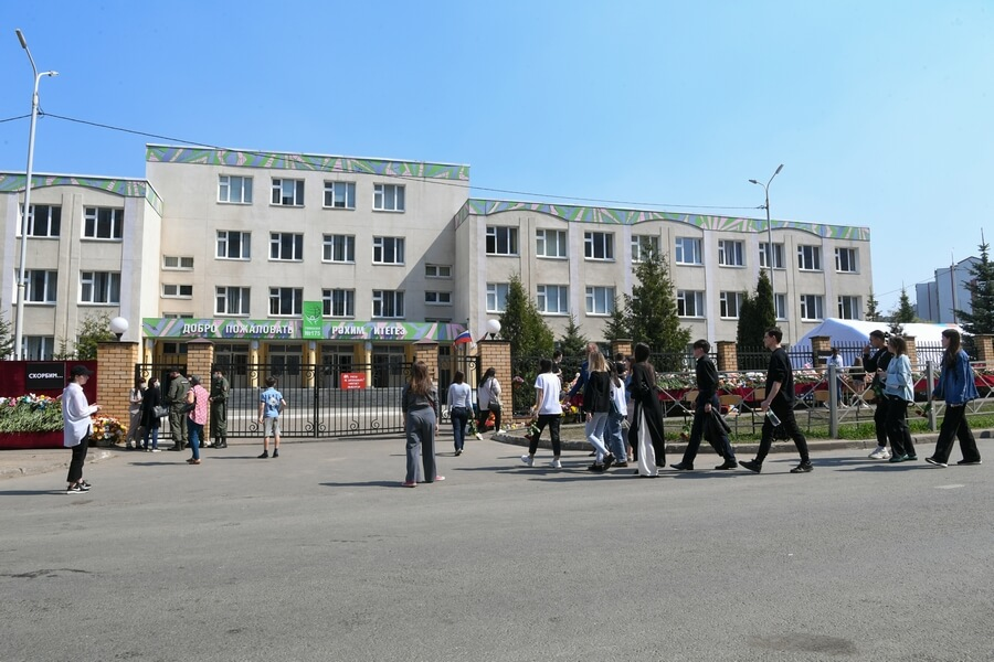 Tatarstan President Press Office/via Globallookpress.com
