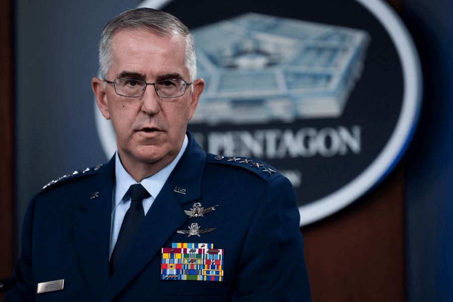 US Joint Staff/via Globallookpress.com