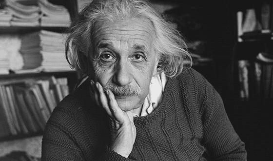 Аотберт Эйнштейн