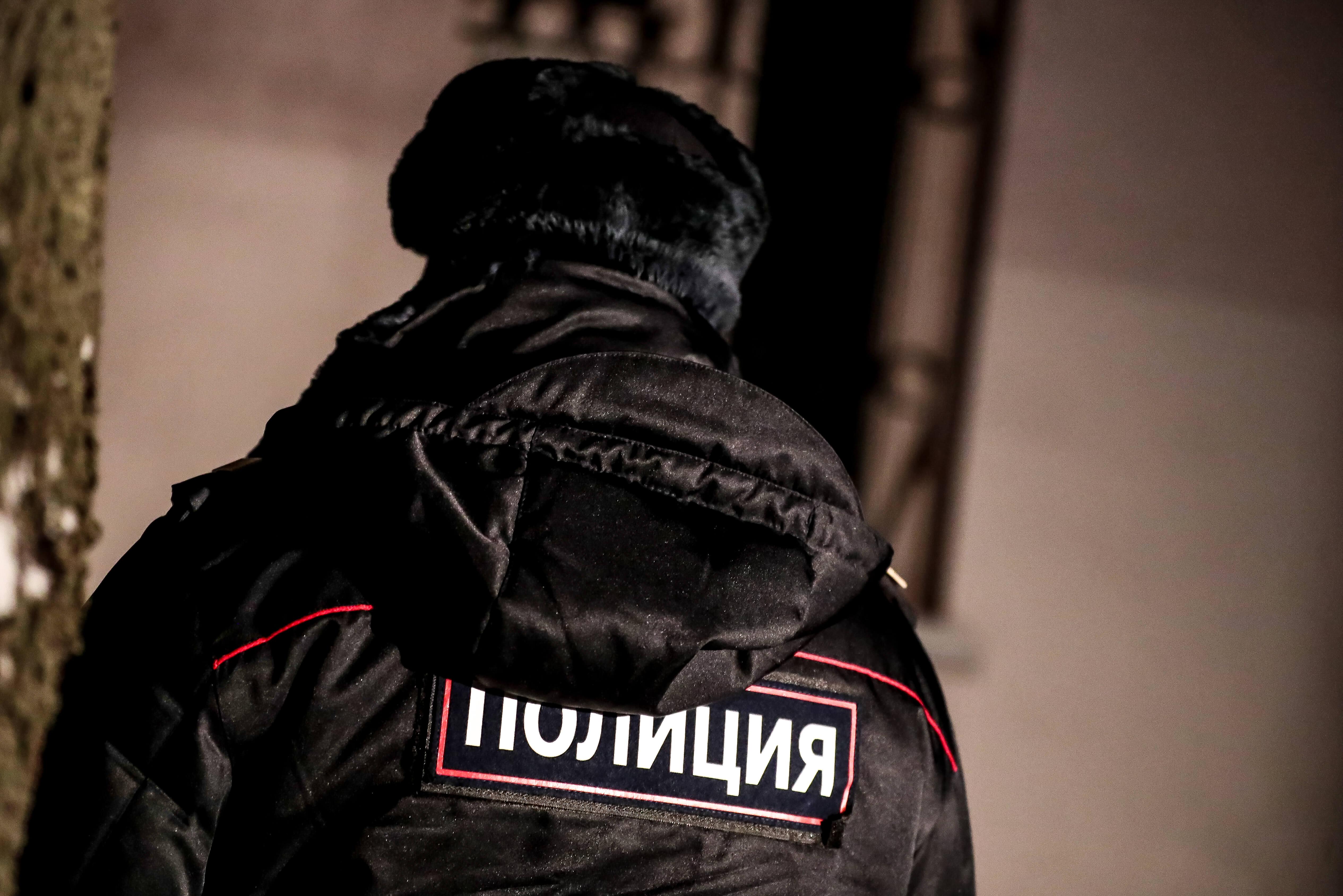 В штабе Навального, когда в нем никого не было, прошел обыск