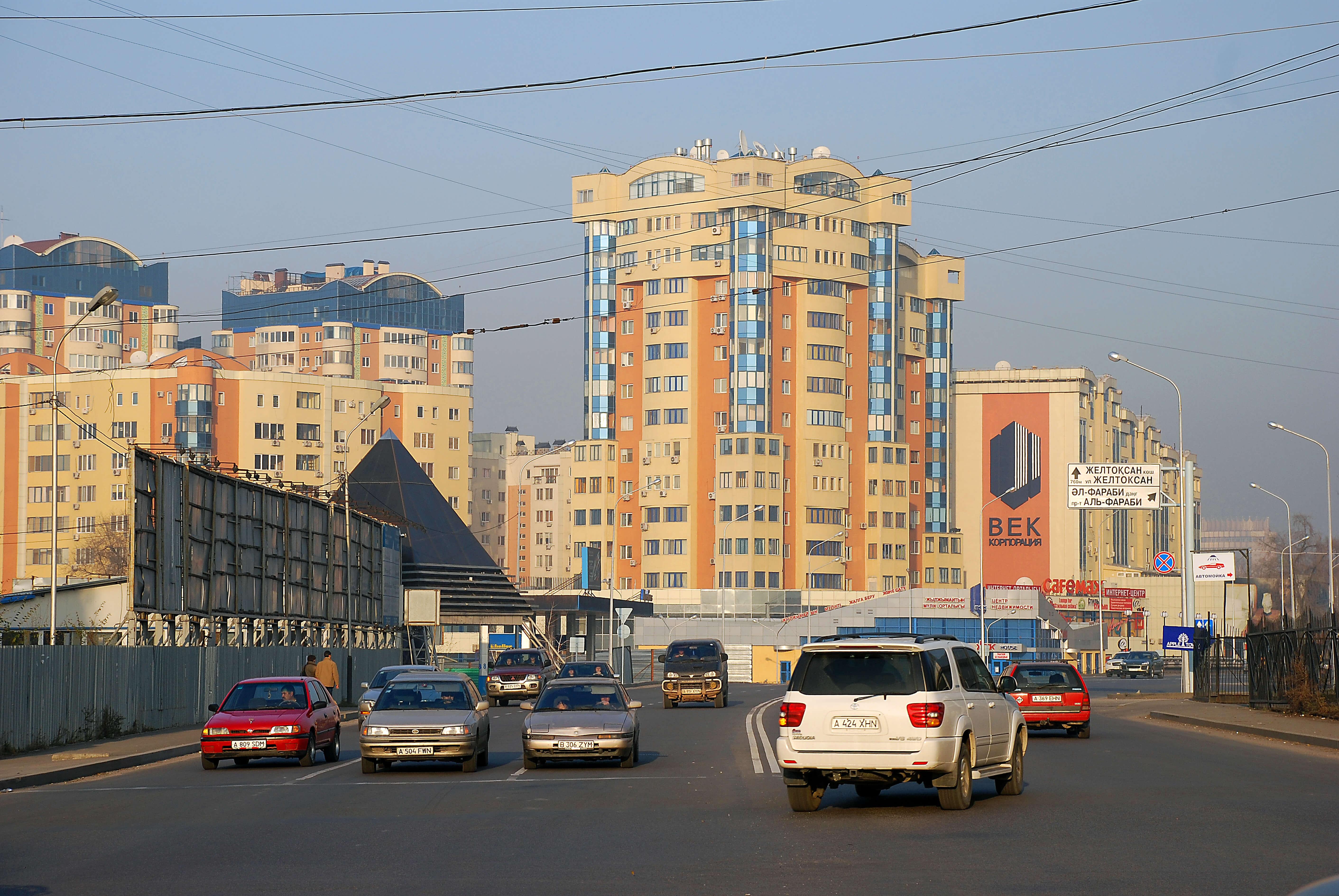 Пандемия: Казахстан перешел из «зеленой» в «желтую» зону