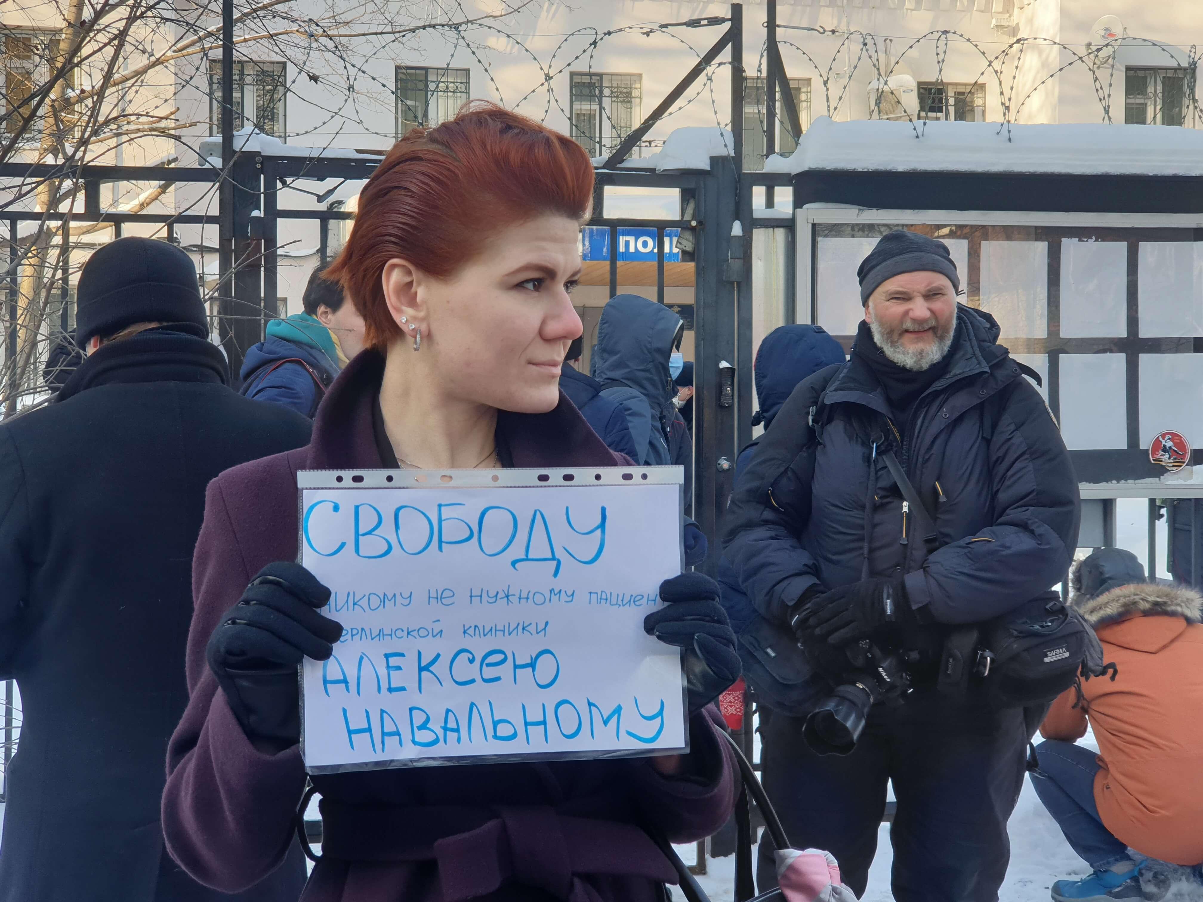 «Неприемлемые действия властей». Десятки стран требуют от России освободить Навального