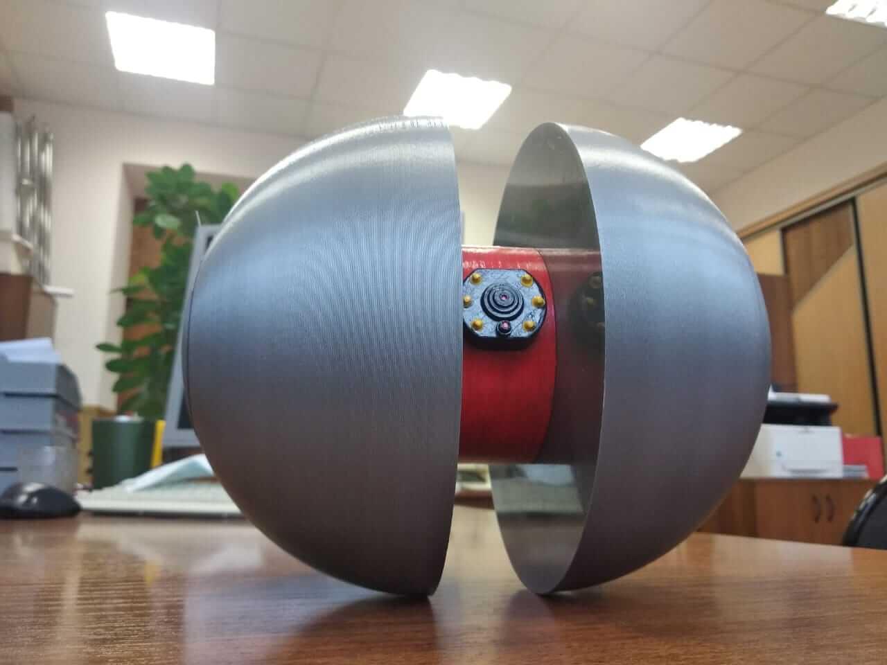 Робот. Фото: Пермский Политех