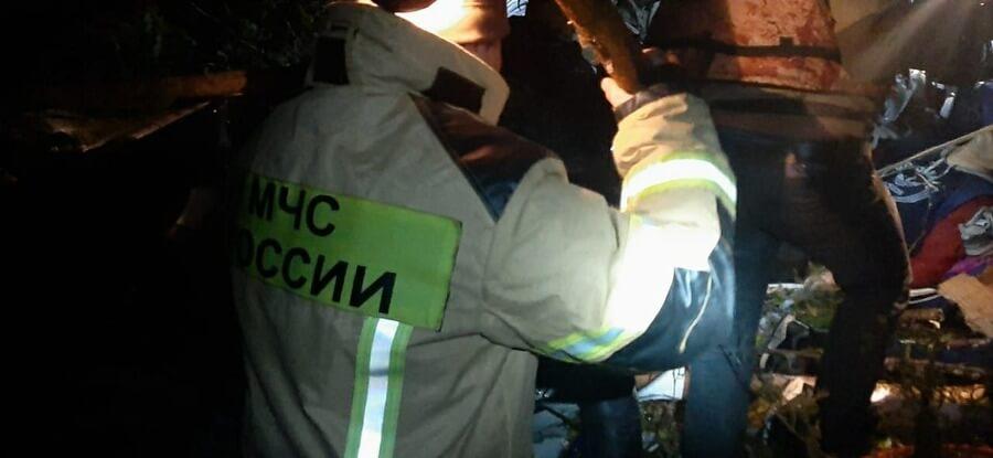 Russian Emergencies Ministry/via Globallookpress.com