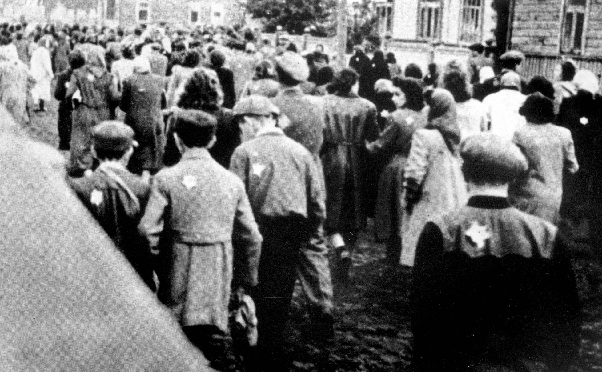 Евреи во Вторую мировую войну