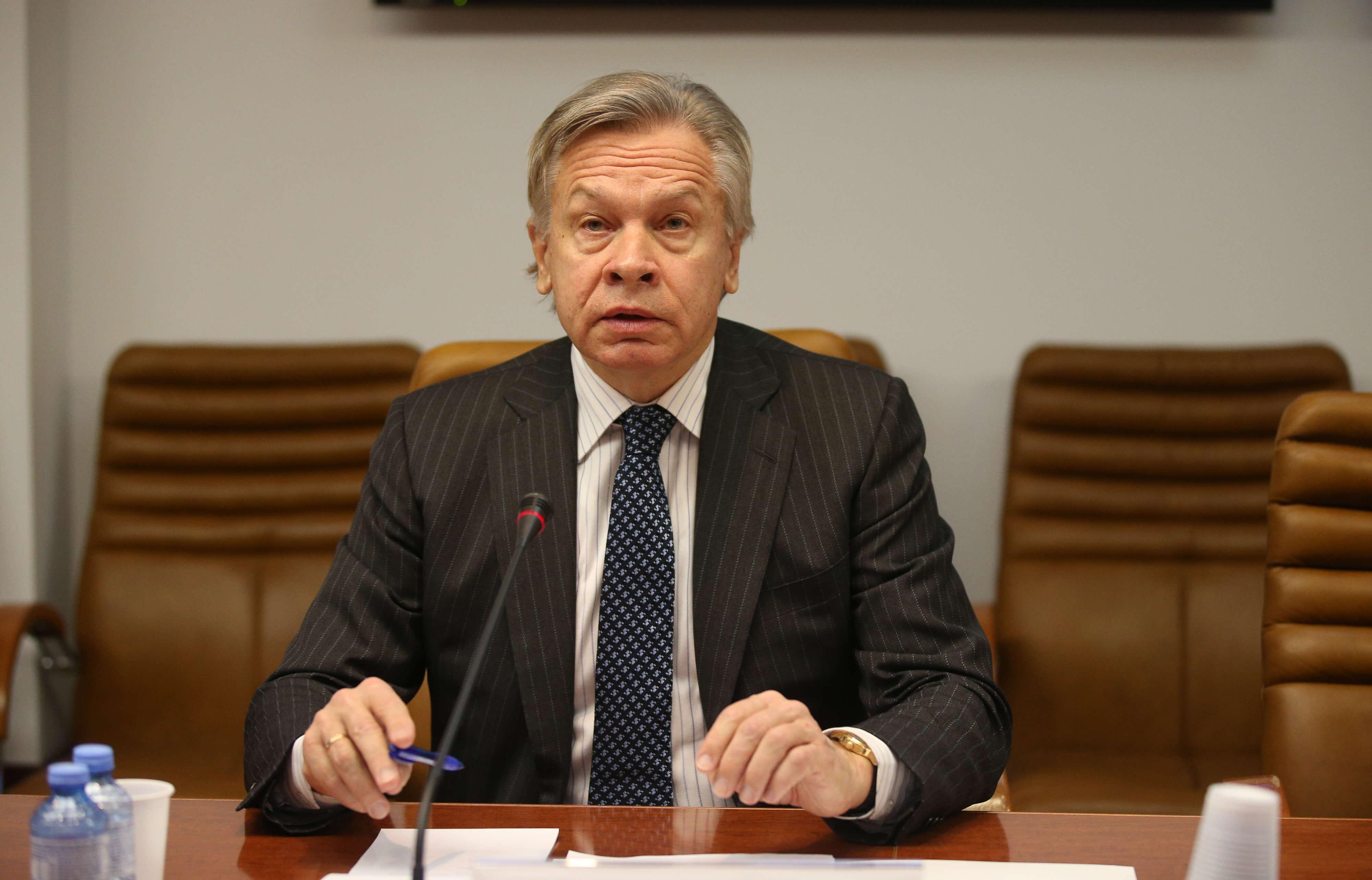 Российский сенатор оценил слова Кравчука о широкомасштабных боях в Донбассе