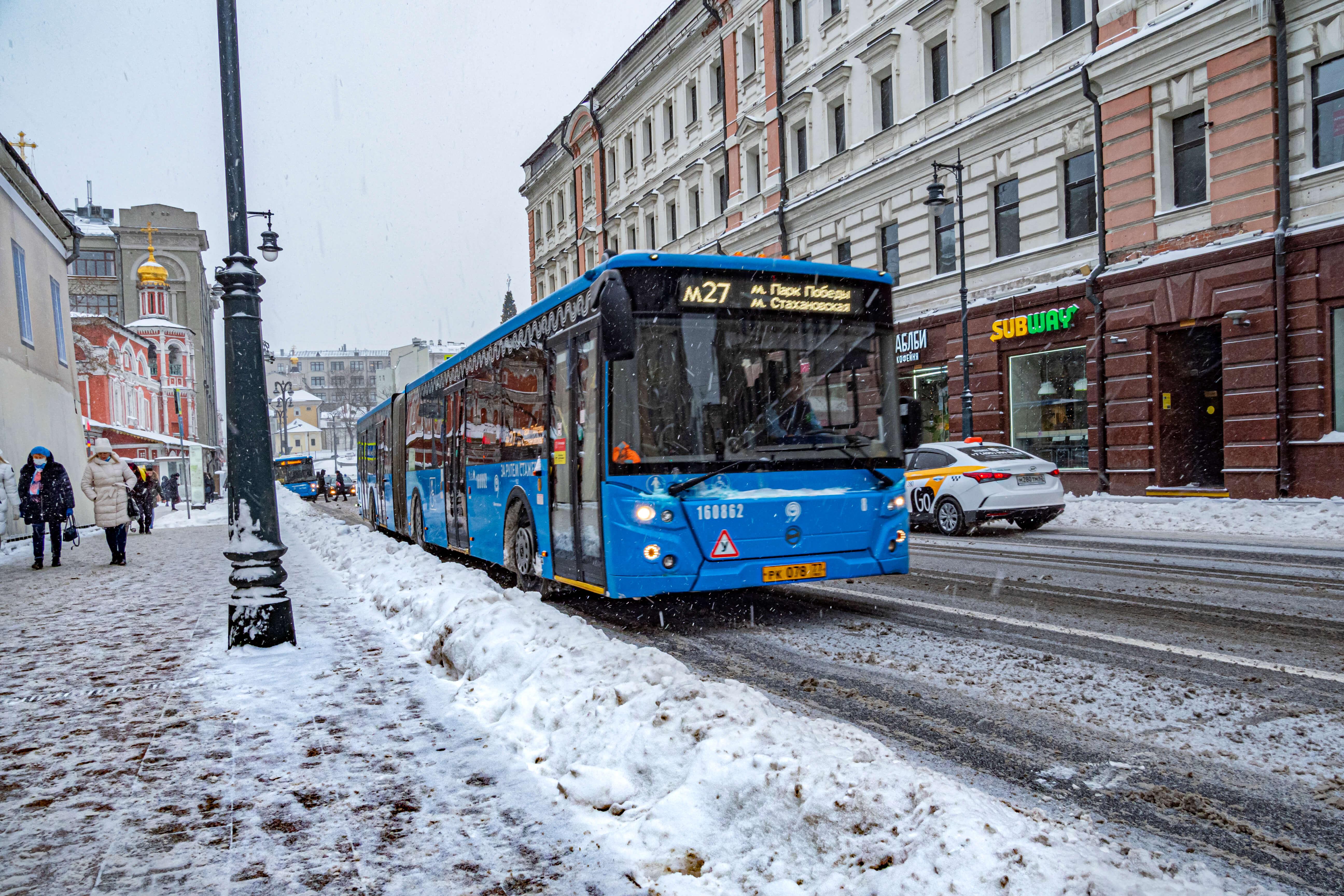 В Сургуте избили пассажира автобуса за критику Владимира Путина