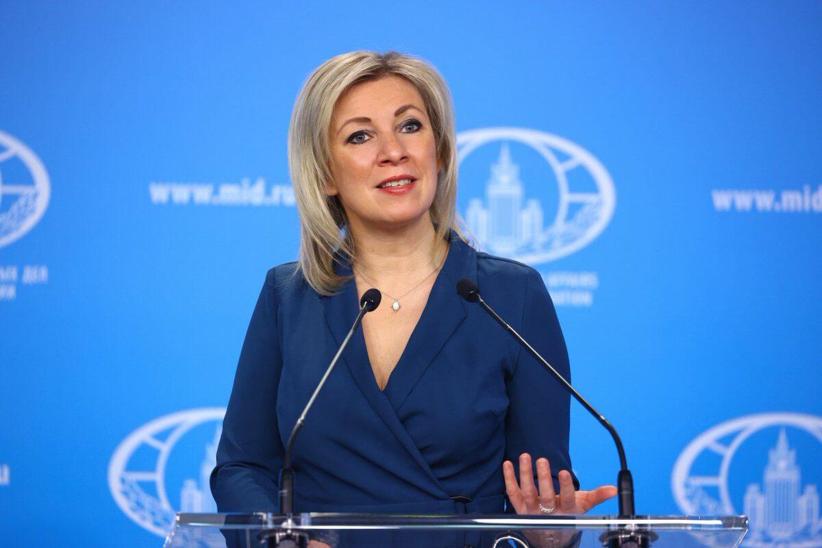 Захарова отреагировала на блокировку российского контента в Интернете