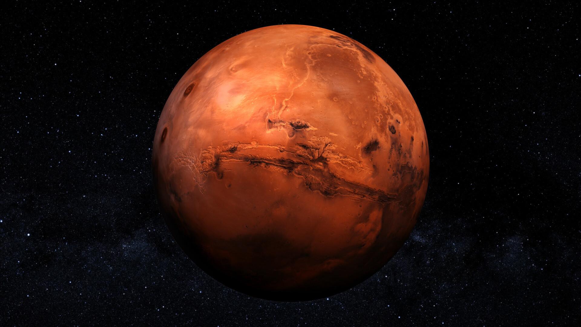Земля-Марс