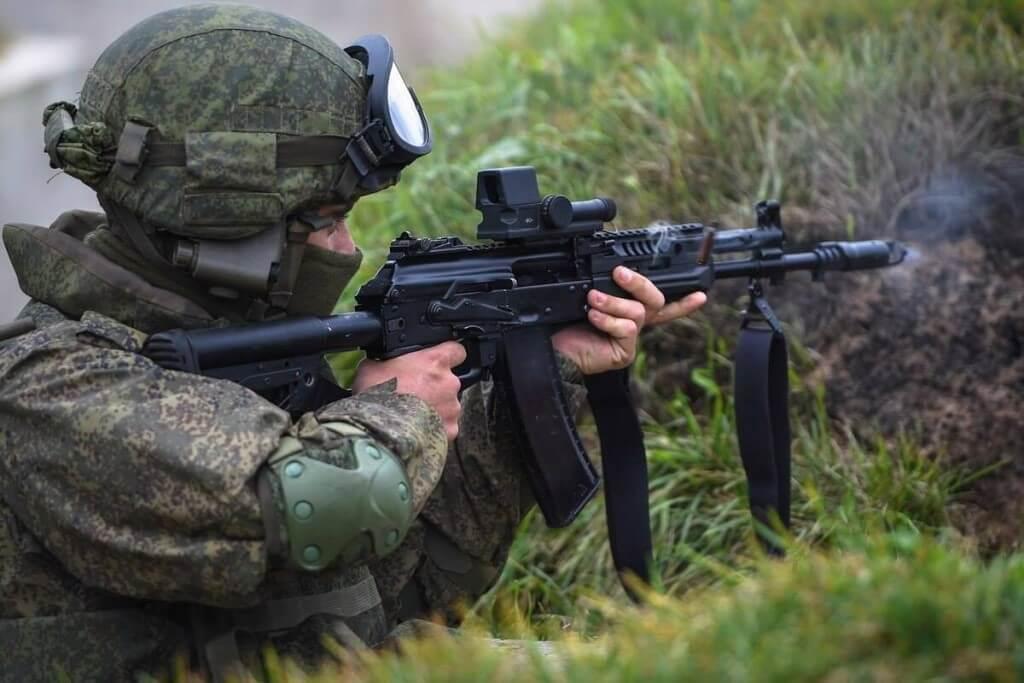 комплектов боевой экипировки «Ратник»