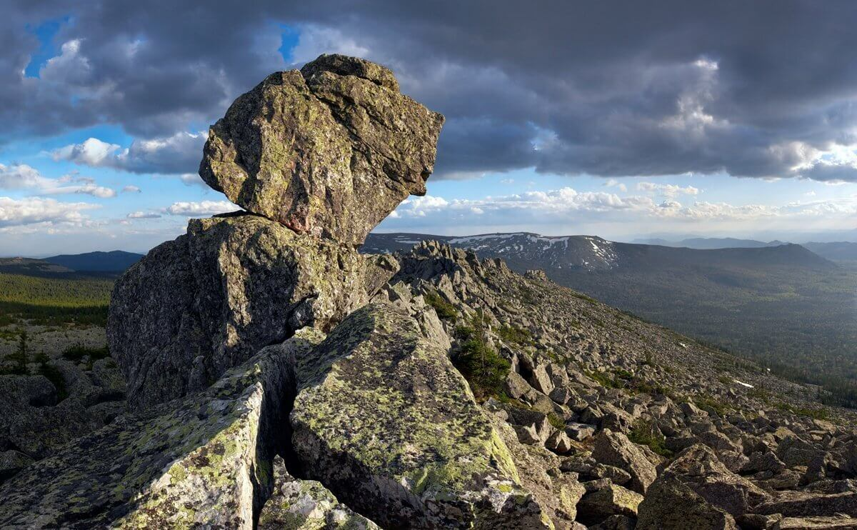 Гора Сукташ