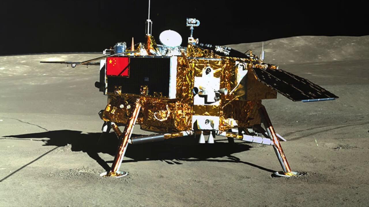 Китай на Луне