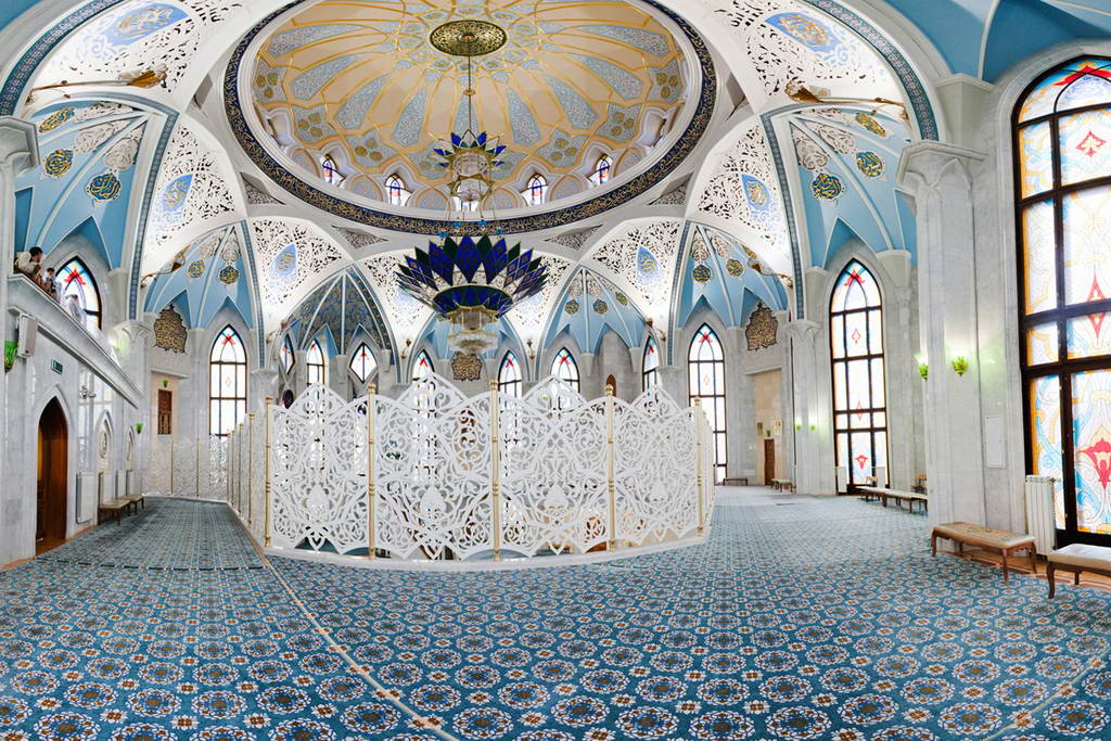 Мечеть в Ульяновске