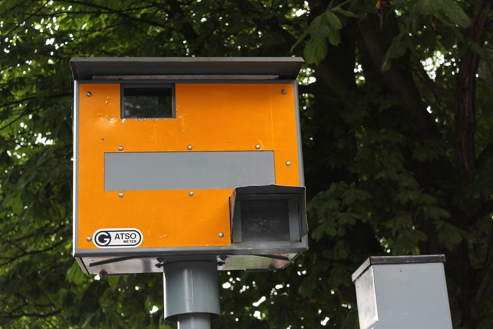 Дорожная камера в Великобритании