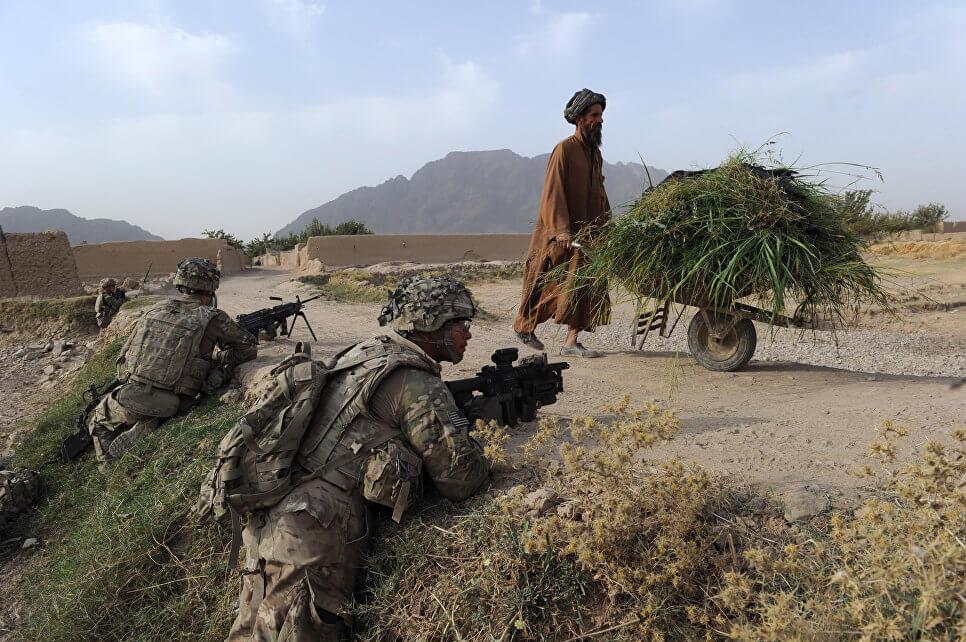 Афганистан. Фото: