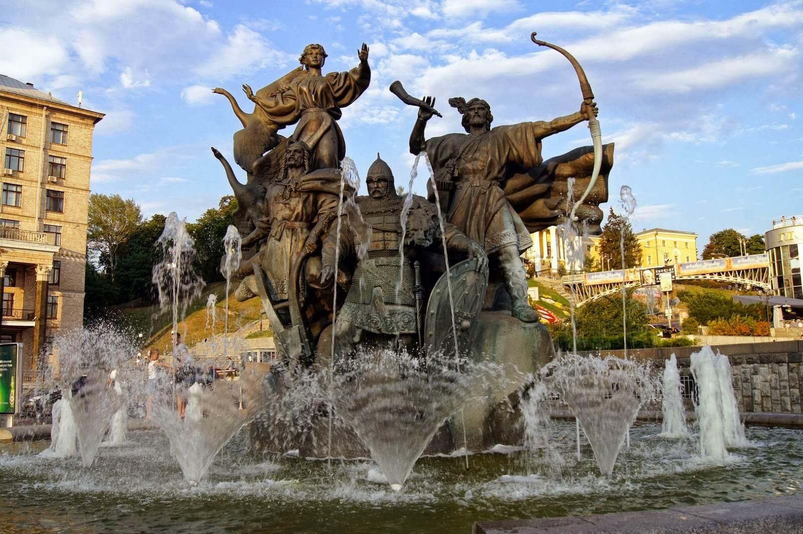 Киев. Фото: Соцсети
