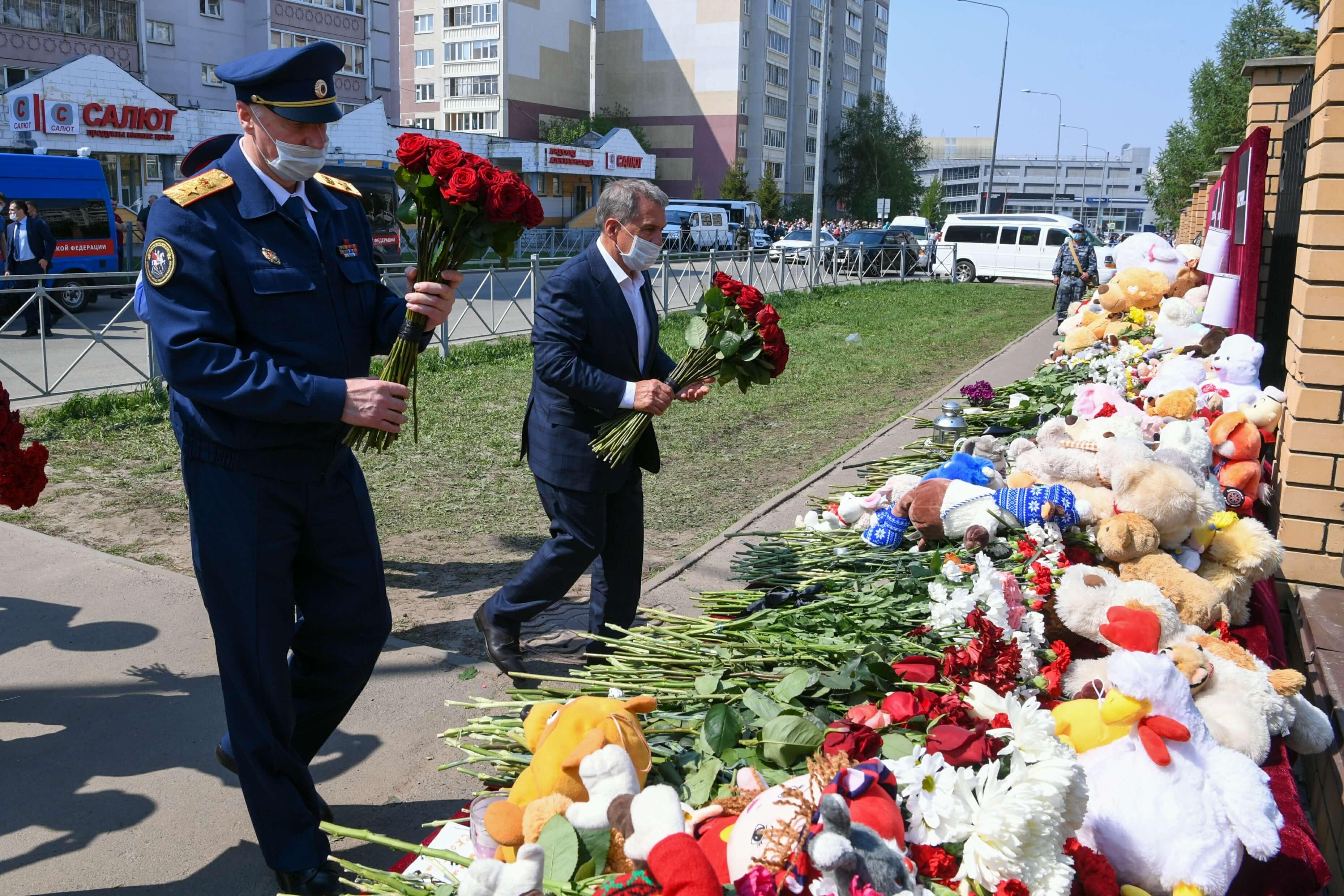 Tatarstan President Press Office/Global Look Press
