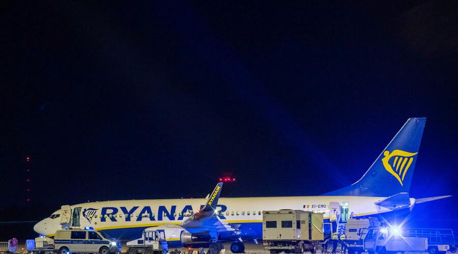 Глава Ryanair опроверг заявления Александра Лукашенко о добровольной посадке самолета в Минске