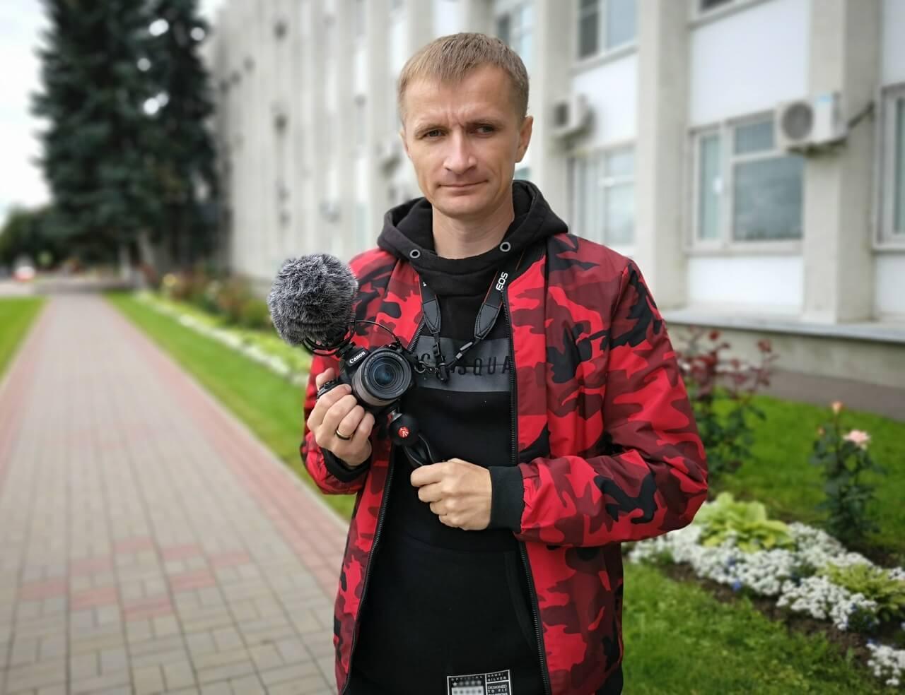 Фото: со страницы Андрея Трофимова во «ВКонтакте»