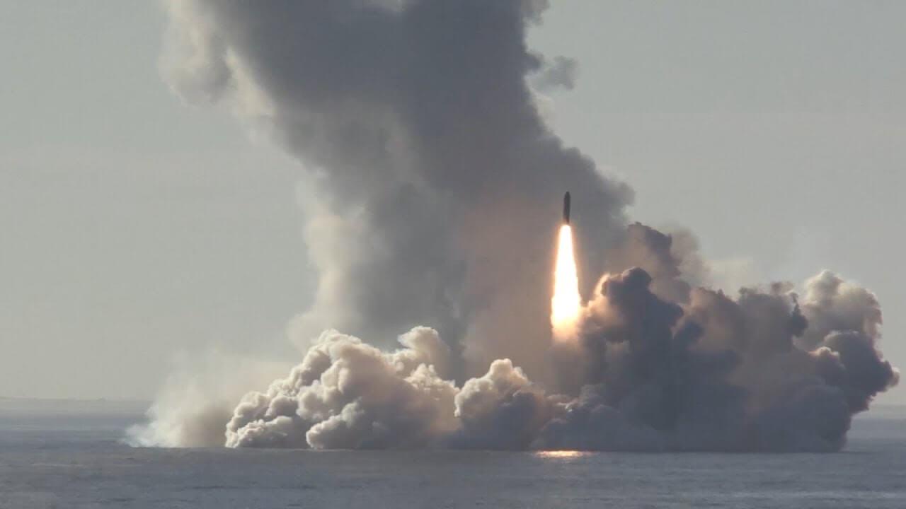 Ракета «Булава»