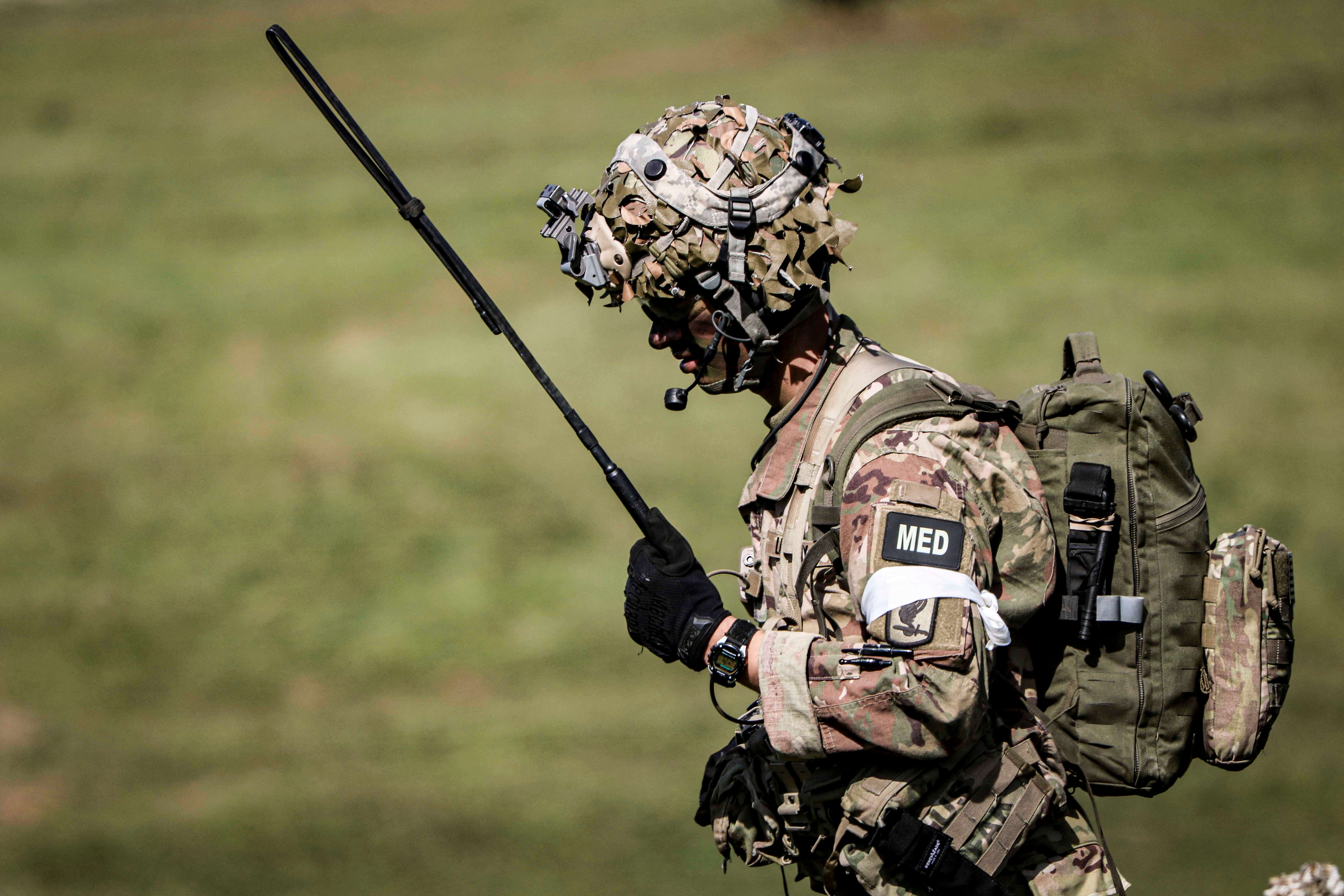 U.S. Army/ZUMAPRESS.com/Globallookpress