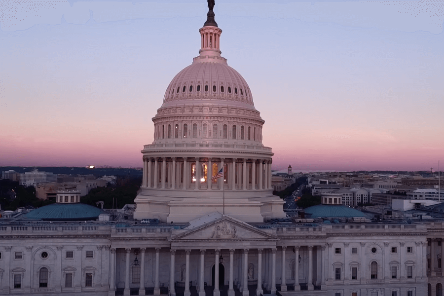 Youtube / Architect of the Capitol