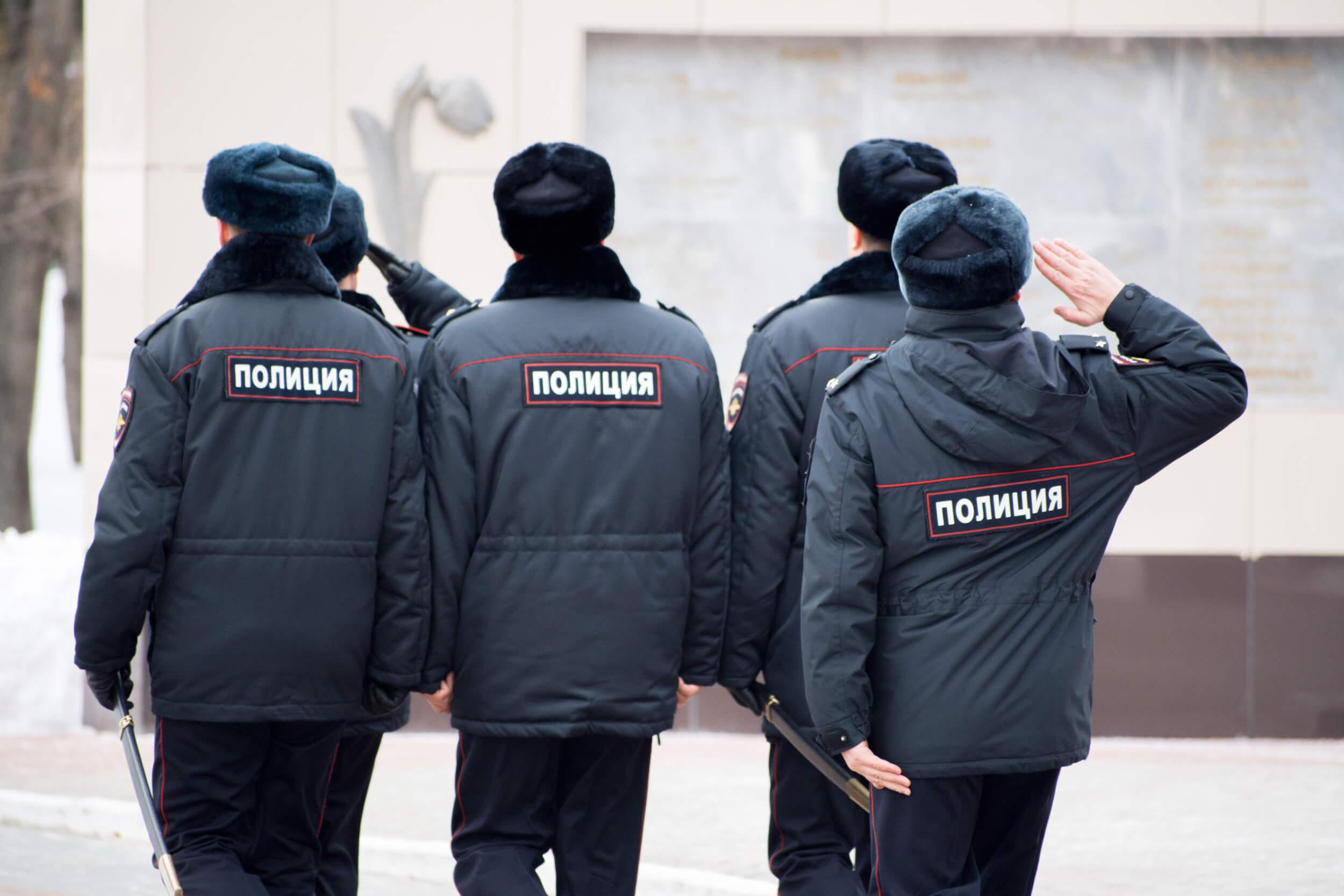 Задержаны активисты Навального
