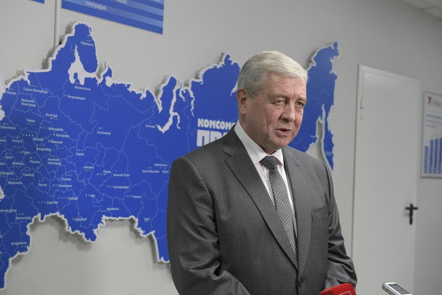 Владимир Семашко
