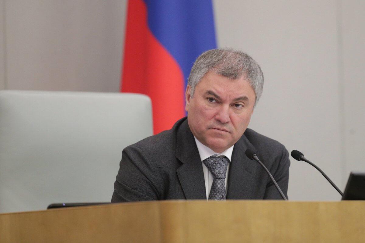 State Duma Russia/via Globallookpress.com