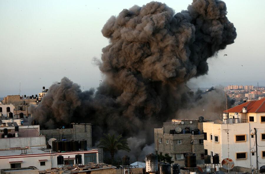 Bashar Taleb/Keystone Press Agency/