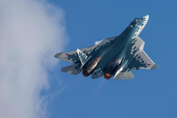 СУ-57. Фото: