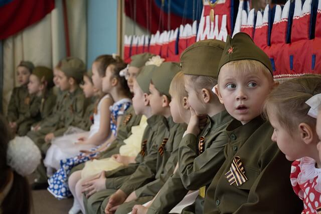 Дети солдат