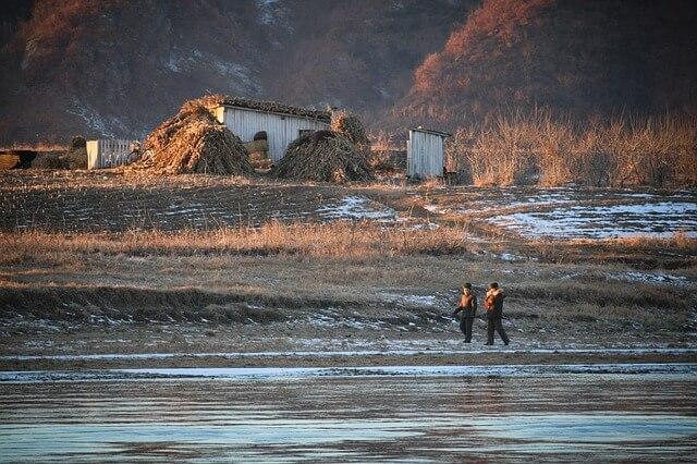 Солдаты Северной Кореи