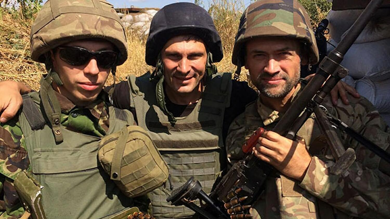 facebook.com/andriy.tsaplienko/Globallookpress.com