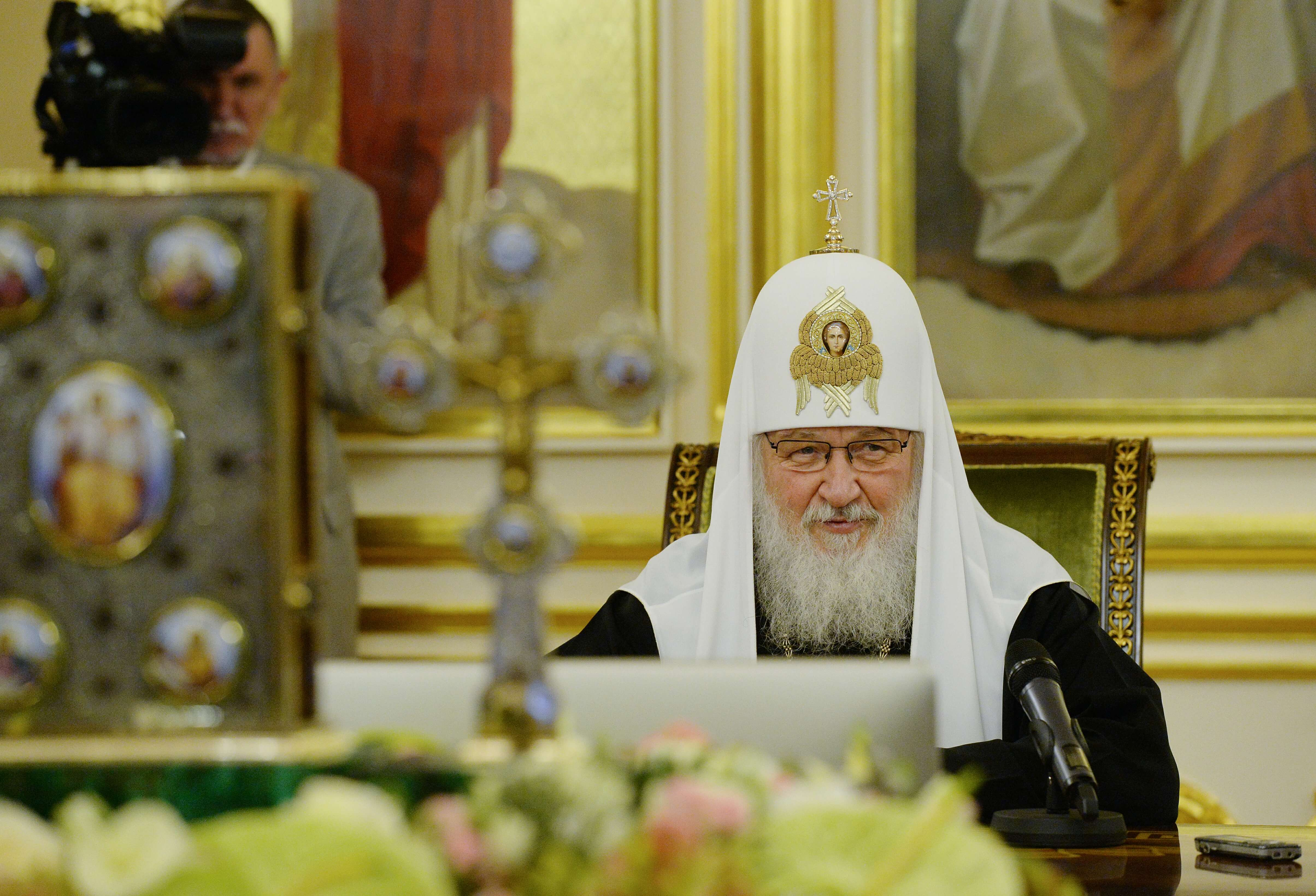 Patriarch of Moscow Press Office/Global Look Press