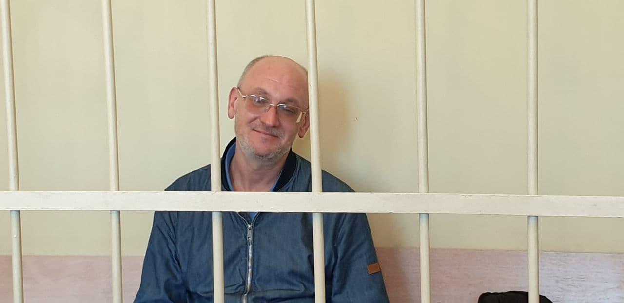 Максим Резник. Фото: Объединенная пресс-служба судов Петербурга