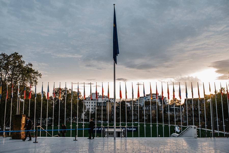 Council of Europe Parliamentary/via Globallookpress.com