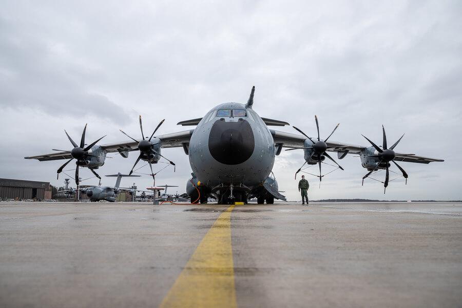Самолет A400M