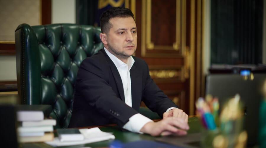 Партия Владимира Зеленского захотела расторгнуть дипломатические отношения с Москвой