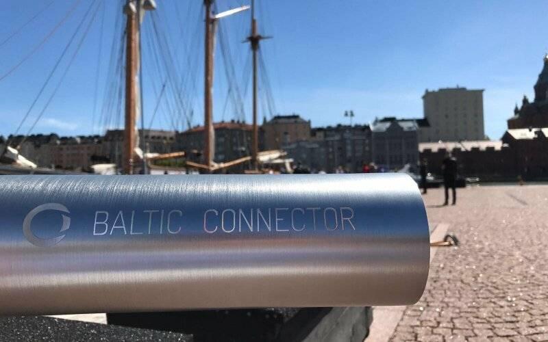 Морской газопровод «Baltic Pipe»