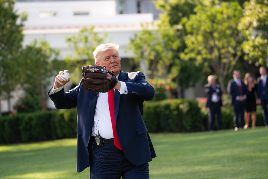 White House/via Globallookpress.com