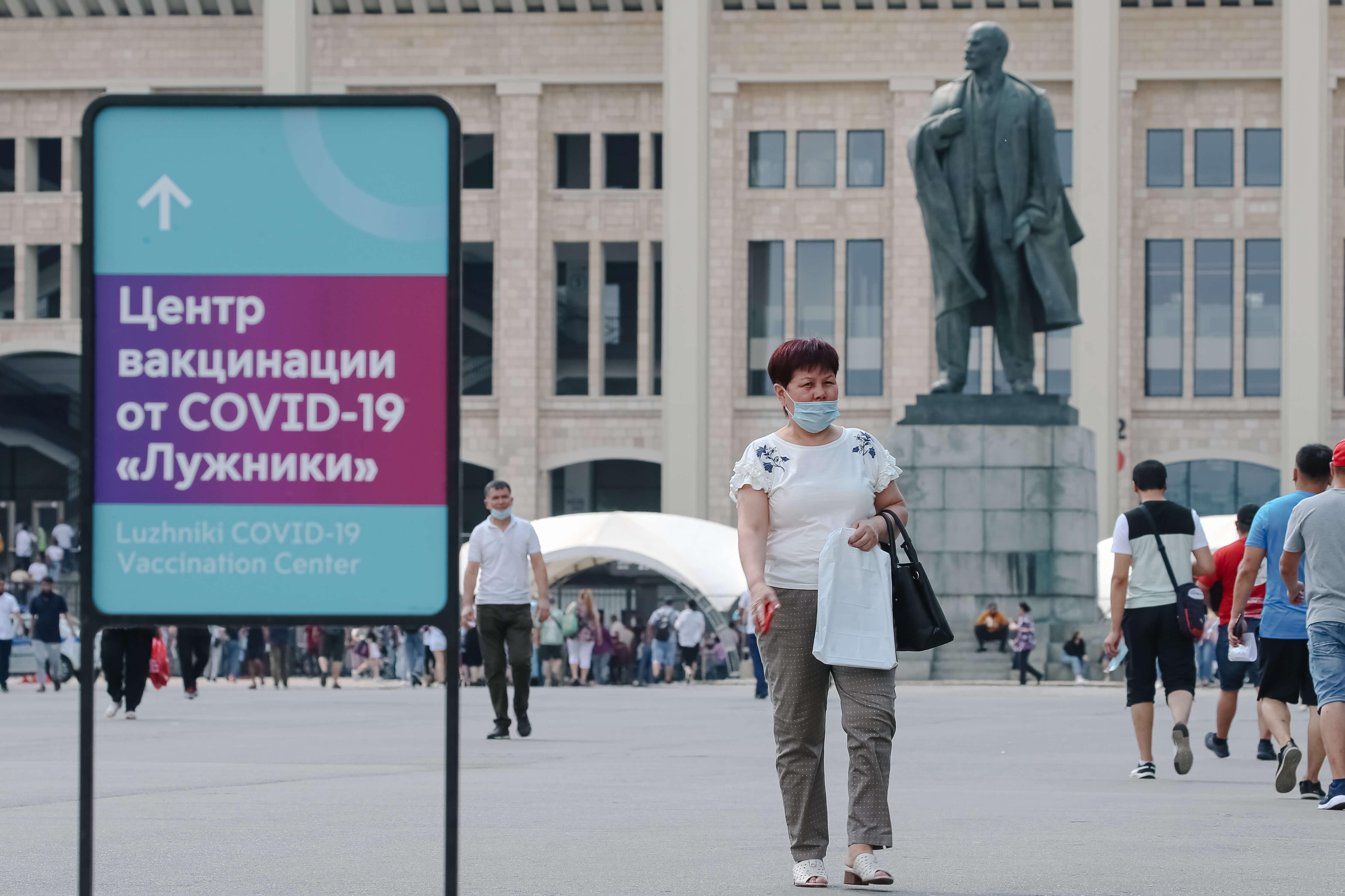 Evgeny SinitsynyXinHua Global Look press