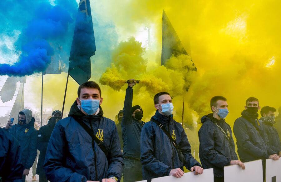 Dmytro Smolyenko/Keystone Press Agency/ Global Look press